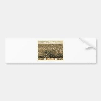 Independence Misssouri 1868 Bumper Sticker