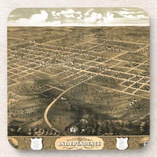 Independence Misssouri 1868 Coaster