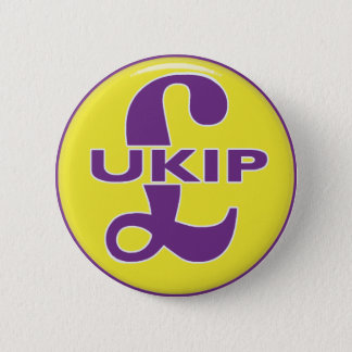Independence Party UK 2 Inch Round Button