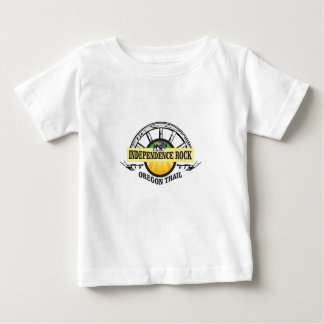 Independence rock seal baby T-Shirt