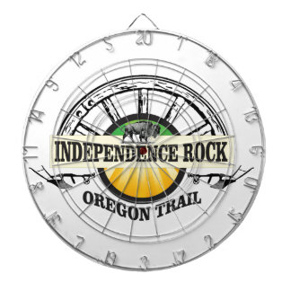 Independence rock seal dartboard