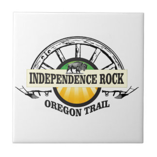 Independence rock seal tile