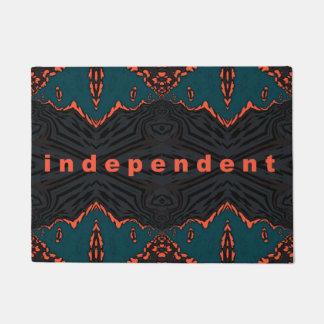 Independent and Proud! Doormat