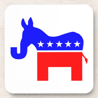 INDEPENDENT & BIPARTISAN - Donkey/Elephant Hybrid Coaster