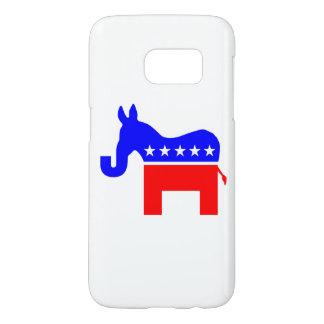 INDEPENDENT & BIPARTISAN - Donkey/Elephant Hybrid Samsung Galaxy S7 Case