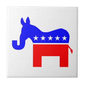 INDEPENDENT & BIPARTISAN - Donkey/Elephant Hybrid Tile