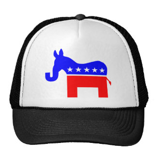 INDEPENDENT & BIPARTISAN - Donkey/Elephant Hybrid Trucker Hat