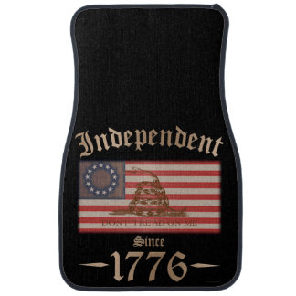 Independent Car Mat