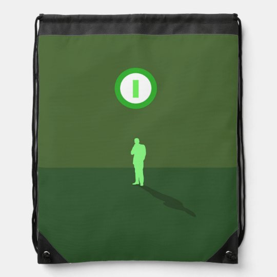 Independent Drawstring Backpack