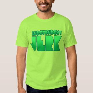 INDEPENDENT JERK  jerkin dance guys girls Tee Shirts