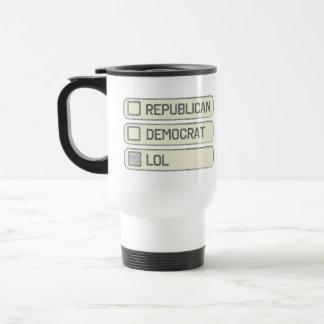 Independent Mind LOL Mug
