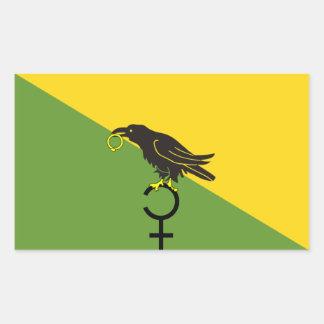 Independent Republic of Ceres Sticker