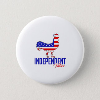 Independent Voters Button