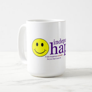 Independently Happy Mug