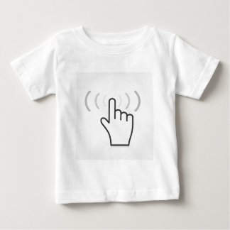 Index a hand baby T-Shirt