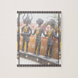 india arts rural crafts statues festival newdelhi puzzle