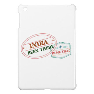 India Been There Done That Cover For The iPad Mini