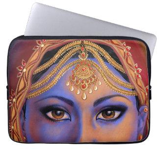 india: Bride Laptop Sleeve