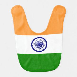 India Flag Bib