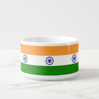 India Flag Bowl