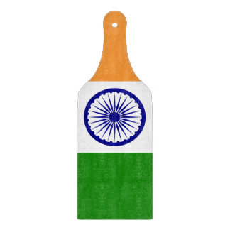 India Flag Cutting Board