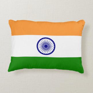 India Flag Decorative Pillow