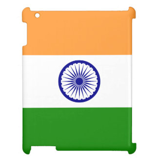 India Flag iPad Case