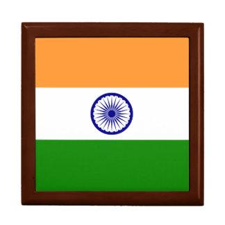 India Flag Keepsake Boxes