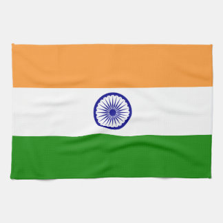 India Flag Kitchen Towel