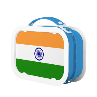 India Flag Lunch Box