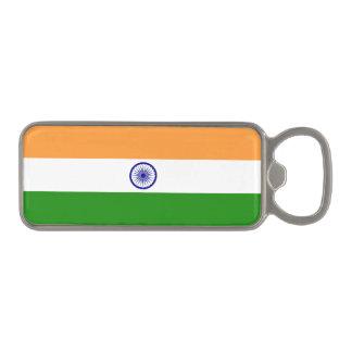 India Flag Magnetic Bottle Opener