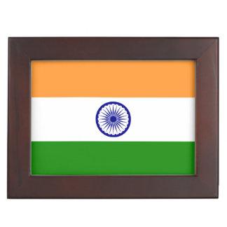 India Flag Memory Boxes