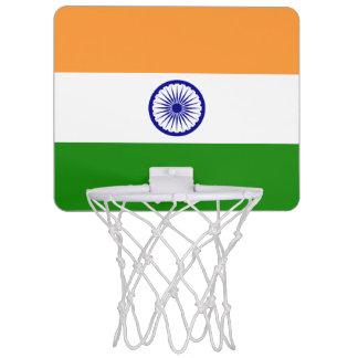 India Flag Mini Basketball Hoop