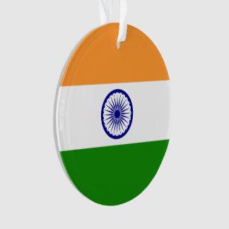 India Flag Ornament