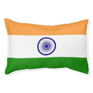 India Flag Pet Bed