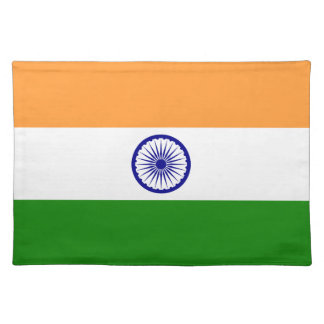 India Flag Placemat
