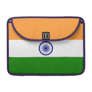 India Flag Sleeves For MacBook Pro