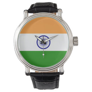 India Flag Watch