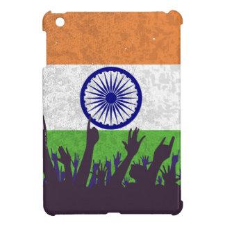 India Flag with Audience iPad Mini Case
