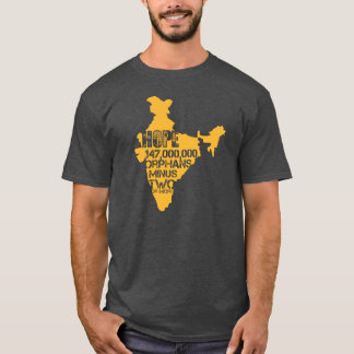 India - Hope Adoption Shirt