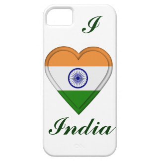 India Indian Flag iPhone 5 Covers