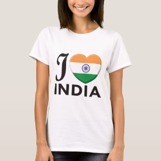 India Love T-Shirt