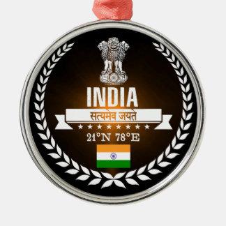 India Metal Ornament