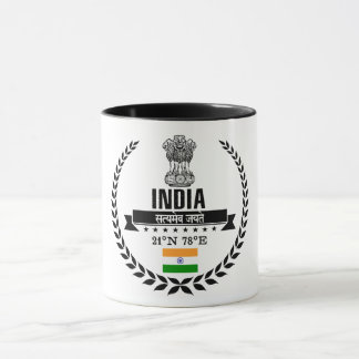 India Mug