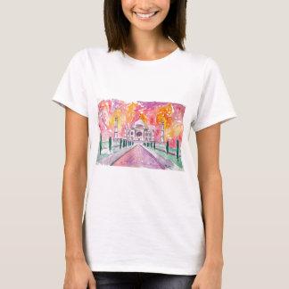 India palace at sunset T-Shirt