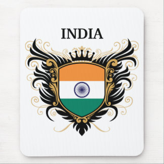 India [personalize] mouse pad