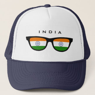 India Shades custom hat