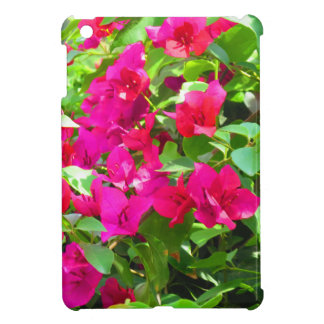 India travel flower bougainvillea floral emblem iPad mini cover