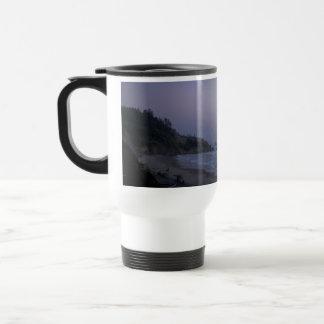 Indian Beach nightfall Travel Mug