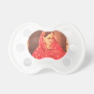 Indian beauty bride girl female woman goddess gift baby pacifiers